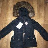 Куртка Zara на пуху, 13-14л.