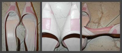 Продам свои кожаные балетки