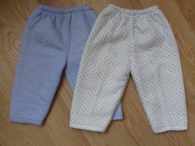 Продано: Штанишки утепленные для деток 0-1 год