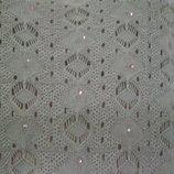 Осенне зимняя вязаная кофта с камнями. Цвет винтаж. Размер универсальный от S- до XL.44-46-48-50.