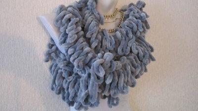 Необычный шарфик 150 см