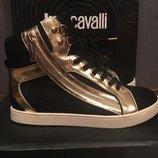 Just Cavalli кроссовки ботинки оригинал Италия Gucci Armani Adidas