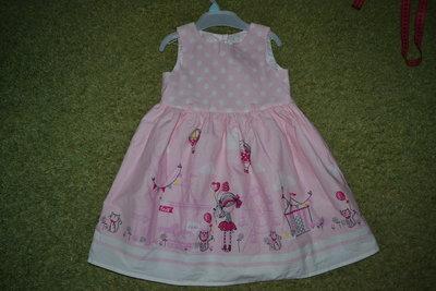 Платье на 2-3 года в идеальн. сост. от Young Dimension