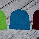 Обалденно модные шапочка шапки шапочки мальчику или девочке 2 - 6 лет