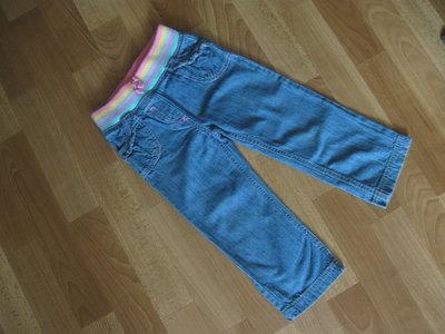 Красивые джинсы на 2-3 года