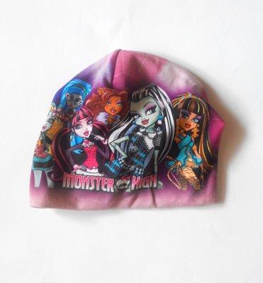 шапочка Monster High, 2-3-4 года