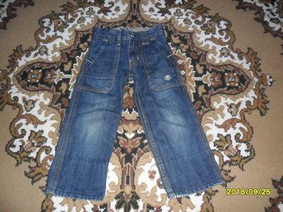 Крутые джинсики для мальчика на рост 92см