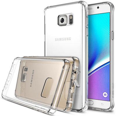 Силиконовый чехол-бампер на Samsung Galaxy Note 5