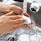 Мыло металлическое для удаления запаха с рук.