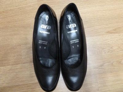 Туфли женские кожаные ara раз.37/24 см