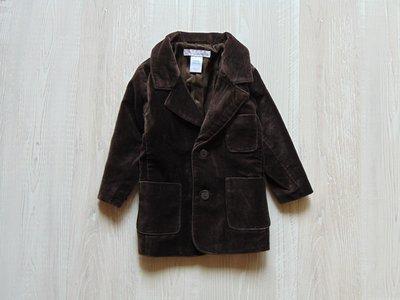 Стильный велюровый пиджак для модника. H&M. Размер 4-6 месяцев. Состояние идеальное