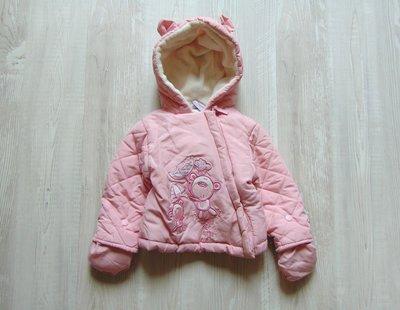 Нежная демисезонная куртка для модницы. Rock a Bye Baby. Размер 0-3 месяца. Состояние новой вещи.
