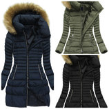Пальто женское на зиму