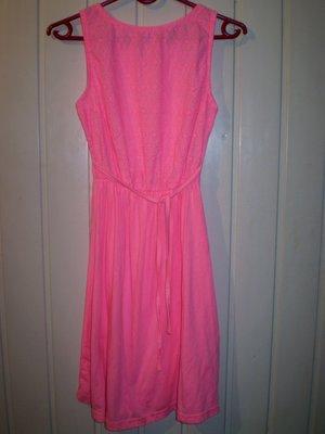 шикарне яскраво рожеве плаття ATMOSPHERE