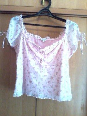 Блузка летняя красивая новенькая разм. 48