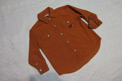 Фирменная рубашка д/мал. 3 года 98 см H&M Childrens.