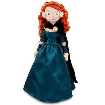 Мягкая игрушка Мерида «Brave Heart Merida» Walt Disney 48см
