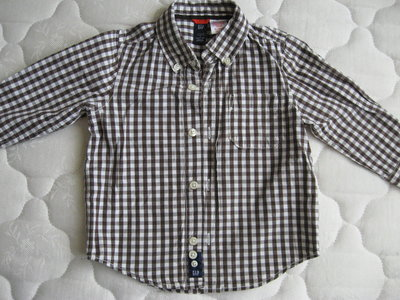 Рубашка GAP на 2 года