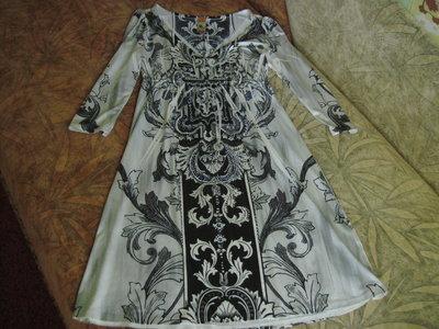Красивенное, дорогущее платье. Сша S-12