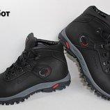 Мужские кожаные зимние ботинки Columbia K-3