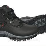 Мужские кожаные зимние ботинки Clubshoes K-3
