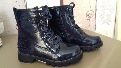 Ботинки Деми 32-37р