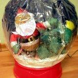 Есть Видео Большой музыкальный шар интерактивная игрушка Николай Новый год подарок новогоднее