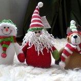 Красивые игрушки новогодние в ассортименте Новый год подарки дом интерьер декор новогоднее