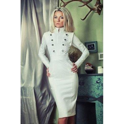 118870395273acd Красивое офисное платье. Недорогое . Много цветов: 350 грн - женские ...