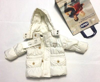 Зимняя куртка Chicco термо новая