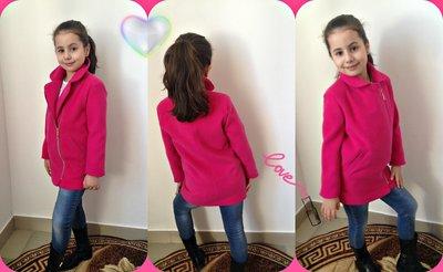 Кашемировое пальто 122-140