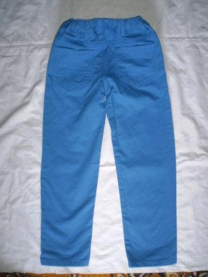 джинсы 100% коттон Denim Co по бирке 4-5 лет,рос 110 см