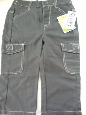 штаны Cargo плотные 12 мес. для мальчика от Sesame Street