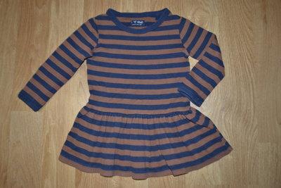 Туника- платье на 2-3 года I Love Next