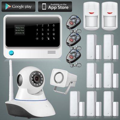 Видео сигнализация Wi-fi GSM ip camera C-14