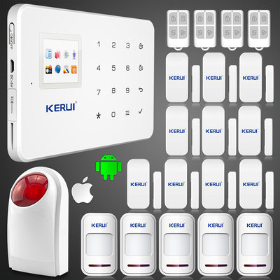 Сигнализация GSM KERUI R-16 Новинка 2016 года