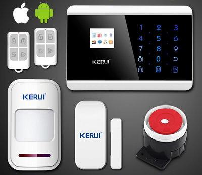Сигнализация GSM PSTN KERUI G8218