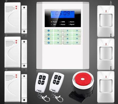 Сигнализация GSM PSTN Security Alarm System B-15