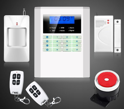 Сигнализация GSM PSTN Security Alarm System B-24