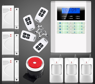 Сигнализация GSM PSTN Security Alarm System B-30