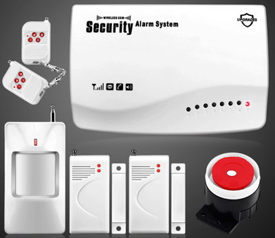 Сигнализация GSM Security Alarm System rus G-14