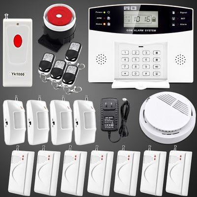 Сигнализация GSM Security Alarm System А10