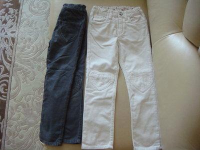 брюки H&M, 5-6 лет