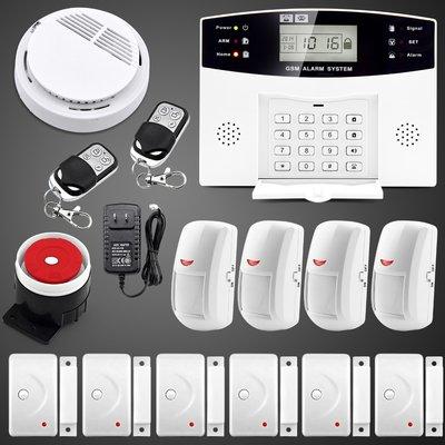Сигнализация GSM Security Alarm System А22
