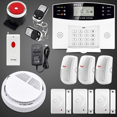 Сигнализация GSM Security Alarm System А30