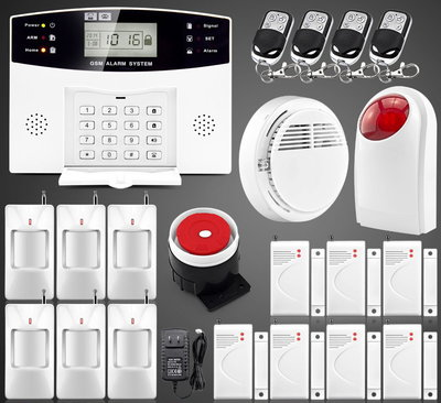 Сигнализация GSM Security Alarm System А33