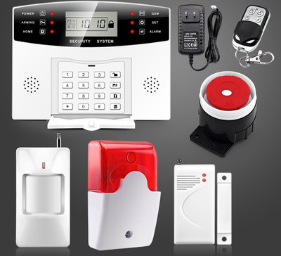 Сигнализация GSM Security Alarm System А46