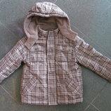 Куртка на мальчика р.104