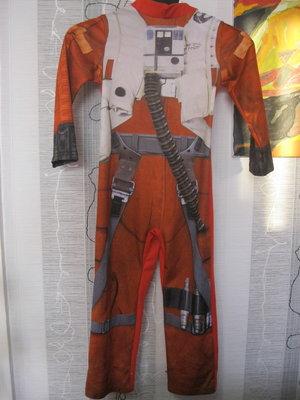 Звездные войны Star War костюм 5-6 лет рост до 116