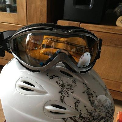 Очки горнолыжные 2пары новые
